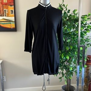 NWT: Versatile dress, or top, or lightweight jacket size 8